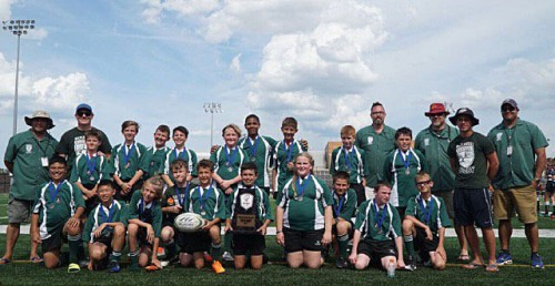 U12 Crusaders - State Runners-up 2017