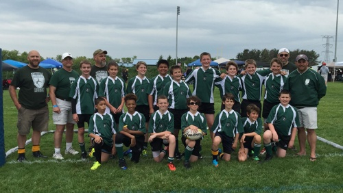 Under 12 Crusaders 2015